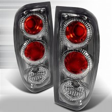 1998-2004 NISSAN FRONTIER ALTEZZA TAIL LIGHTS (PAIR) SMOKE   (Spec-D Tuning)