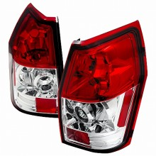 2005-2008 DODGE MAGNUM ALTEZZA TAIL LIGHTS (PAIR) RED (Spec-D Tuning)