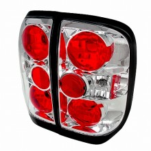 1996-1998 NISSAN PATHFINDER ALTEZZA TAIL LIGHTS (PAIR) CHROME (Spec-D Tuning)