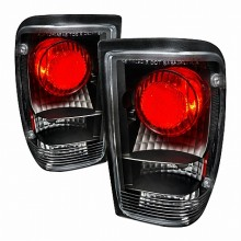 1993-1997 FORD RANGER ALTEZZA TAIL LIGHTS (PAIR) BLACK (Spec-D Tuning)