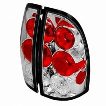 2005-2010 TOYOTA TACOMA ALTEZZA TAIL LIGHTS (PAIR) CHROME (Spec-D Tuning)