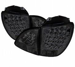 2001-2003 Lexus RX300 LED Tail Lights (PAIR) - Smoke (Spyder Auto)