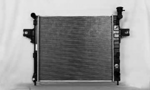 2001-2003 Jeep Grand Cherokee Radiator