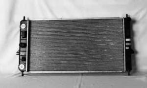 2005-2008 Chevrolet (Chevy) Cobalt Radiator (2.2L / 2.4L / OEM)