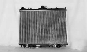 1999-2002 Honda Passport Radiator