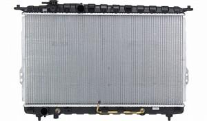 2001-2005 Hyundai Accent Radiator