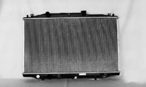 2005-2007 Honda Accord Radiator (Valeo)