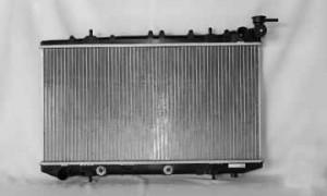 1991-1996 Infiniti G20 Radiator (2.0L L4 / IR PA)