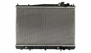 1998-2004 Nissan Frontier Radiator (2.4L / 3.3L / Automatic)