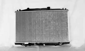 2003-2004 Honda Accord Radiator (2.4L / Valeo)