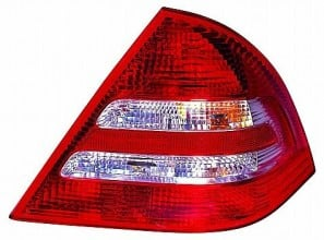 2005-2007 Mercedes Benz C280 Tail Light Rear Lamp - Right (Passenger)