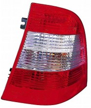 2005-2005 Mercedes Benz ML500 Tail Light Rear Lamp (without Special Edition) - Right (Passenger)