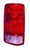 2007-2010 Dodge Nitro Tail Light Rear Lamp - Left (Driver)