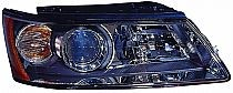 2006-2008 Hyundai Sonata Headlight Assembly - Right (Passenger)