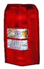 2007-2007 Jeep Patriot Tail Light Rear Lamp - Right (Passenger)
