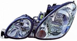 2001-2001 Lexus GS300 Headlight Assembly - Left (Driver)