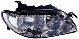 2002-2003 Mazda Protege Headlight Assembly - Right (Passenger)