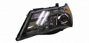 2007-2009 Acura MDX Headlight Assembly (Base / Technology) - Left (Driver)