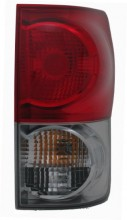 2007-2009 Toyota Tundra Pickup Tail Light Rear Lamp - Right (Passenger)