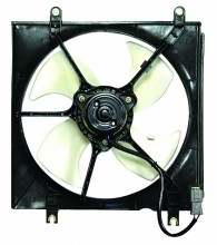 1994-1997 Honda Accord Radiator Cooling Fan Assembly (Toyo)