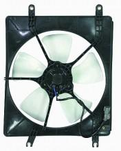 1995-1998 Honda Odyssey Radiator Cooling Fan Assembly
