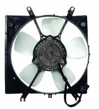 1994-1998 Mitsubishi Galant Radiator Cooling Fan Assembly (ES / DE / S)