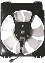 1998-1998 Subaru Forester Cooling Fan Assembly