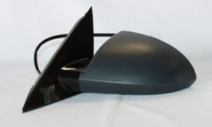 2006-2012 Chevrolet Chevy Impala Side View Mirror (Power Remote / Heated / with Defogger) - Left (Driver)