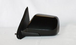 2008-2009 Ford Escape Hybrid Side View Mirror (Power / Non-Heated / Paint to Match / Escape Limited Hybrid) - Left (Driver)