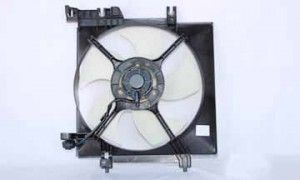 2005-2006 Subaru Outback Radiator Cooling Fan Assembly