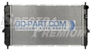 2005-2010 Chevrolet (Chevy) Cobalt Radiator (2.2L / 2.4L)