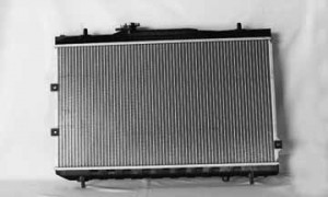 2005-2009 Kia Spectra Radiator