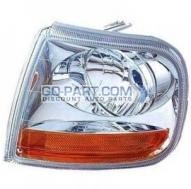 2004-2004 Ford F-Series Pickup Parking Light - Left (Driver)