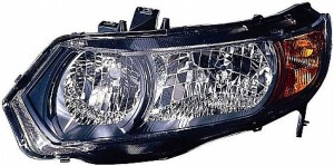 2008-2009 Honda Civic Headlight Assembly - Left (Driver)