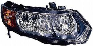 2008-2009 Honda Civic Headlight Assembly - Right (Passenger)