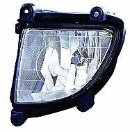 2006-2010 Kia Sportage Fog Light Lamp - Right (Passenger)
