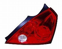 2008-2011 Nissan Altima Tail Light Rear Lamp - Right (Passenger)