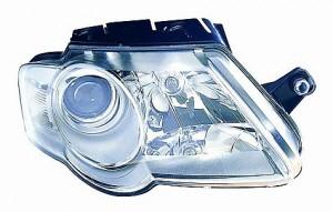 2006-2010 Volkswagen Passat Headlight Assembly - Left (Driver)