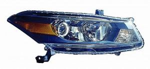 2008-2010 Honda Accord Headlight Assembly (Coupe )- Right (Passenger)