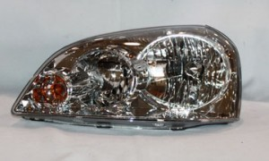 2004-2004 Suzuki Forenza Headlight Assembly - Left (Driver)