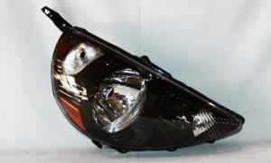 2007-2008 Honda Fit Headlight Assembly - Right (Passenger)