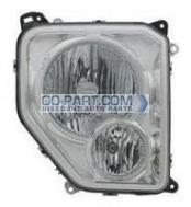 2008-2009 Jeep Liberty Headlight Assembly - Right (Passenger)