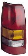 1999-2003 GMC Sierra Pickup Tail Light Rear Lamp - Right (Passenger)