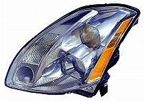 2004-2005 Nissan Maxima Headlight Assembly - Left (Driver)