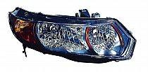 2008-2008 Honda Civic Headlight Assembly - Left (Driver)