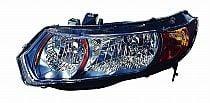 2008-2008 Honda Civic Headlight Assembly - Right (Passenger)