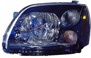 2009-2009 Mitsubishi Galant Headlight Assembly - Left (Driver)