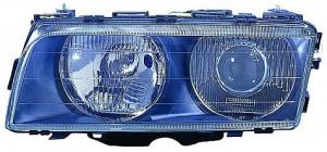 1995-1998 BMW 740i Headlight Assembly - Right (Passenger)