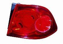 2006-2009 Kia Magentis Tail Light Rear Lamp - Right (Passenger)