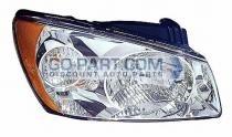 2004-2006 Kia Spectra Headlight Assembly - Right (Passenger)